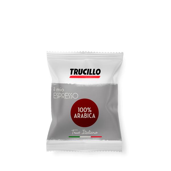 TRUCILLO Il mio espresso 100% Arabica 1x 50 ESE-Pads je 7 g gemahlen