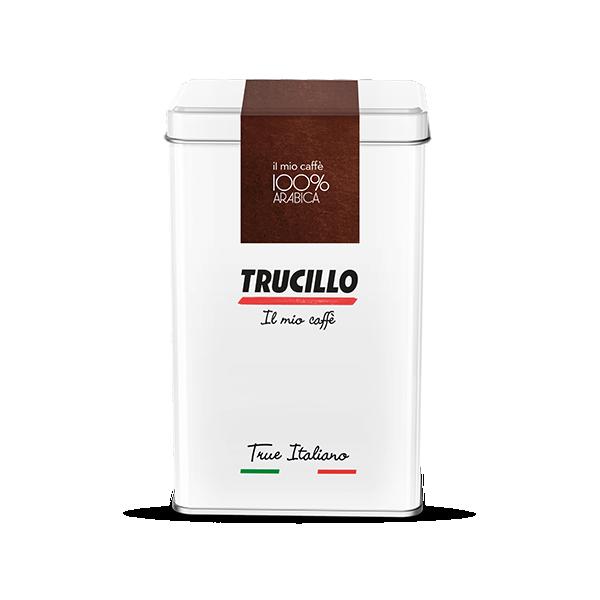 TRUCILLO Il mio caffé 100% ARABICA 6 X 250 g Kaffee gemahlen, Dose