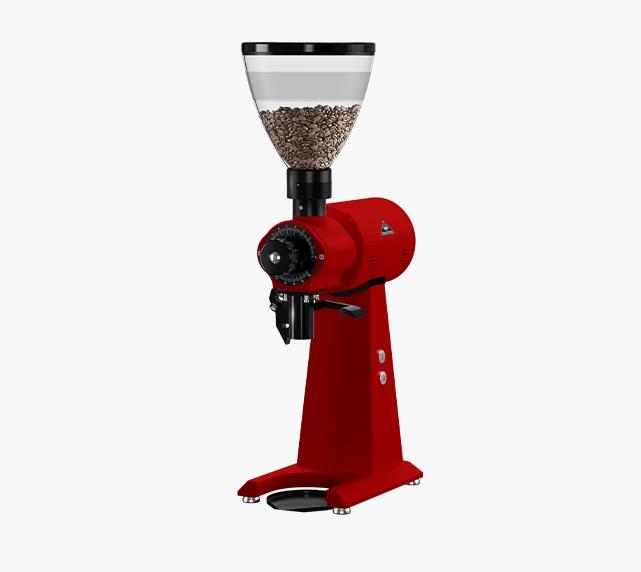 Mahlkönig EK 43 Kaffeemühle Sonderedition Ruby Red