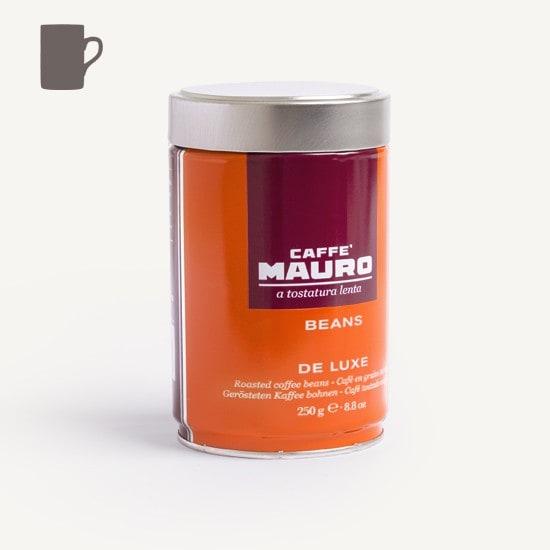 CAFFÈ MAURO Deluxe 20x 250 g Bohnen in Dosen