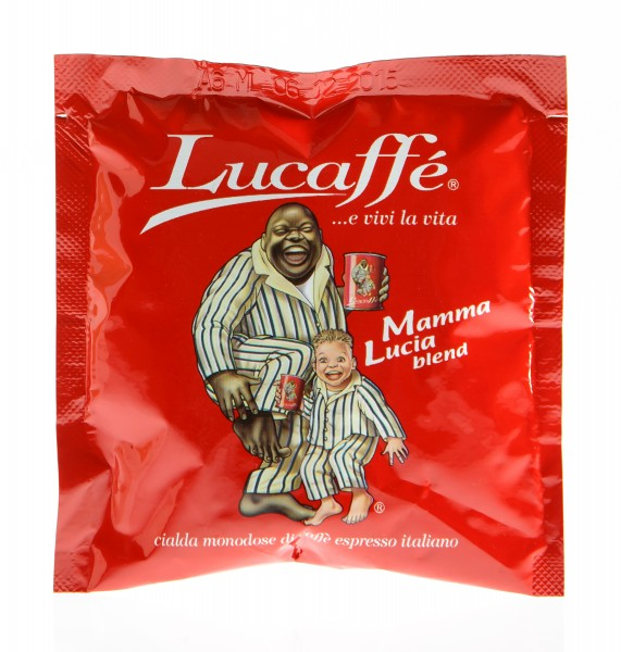Lucaffé Mamma Lucia 1x 150 ESE-Pads je 6 g gemahlen