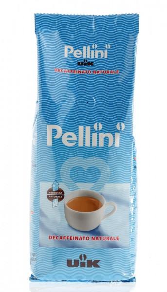 PELLINI Decaffèinato (entkoffeiniert) 6x 500 g Bohnen im Beutel
