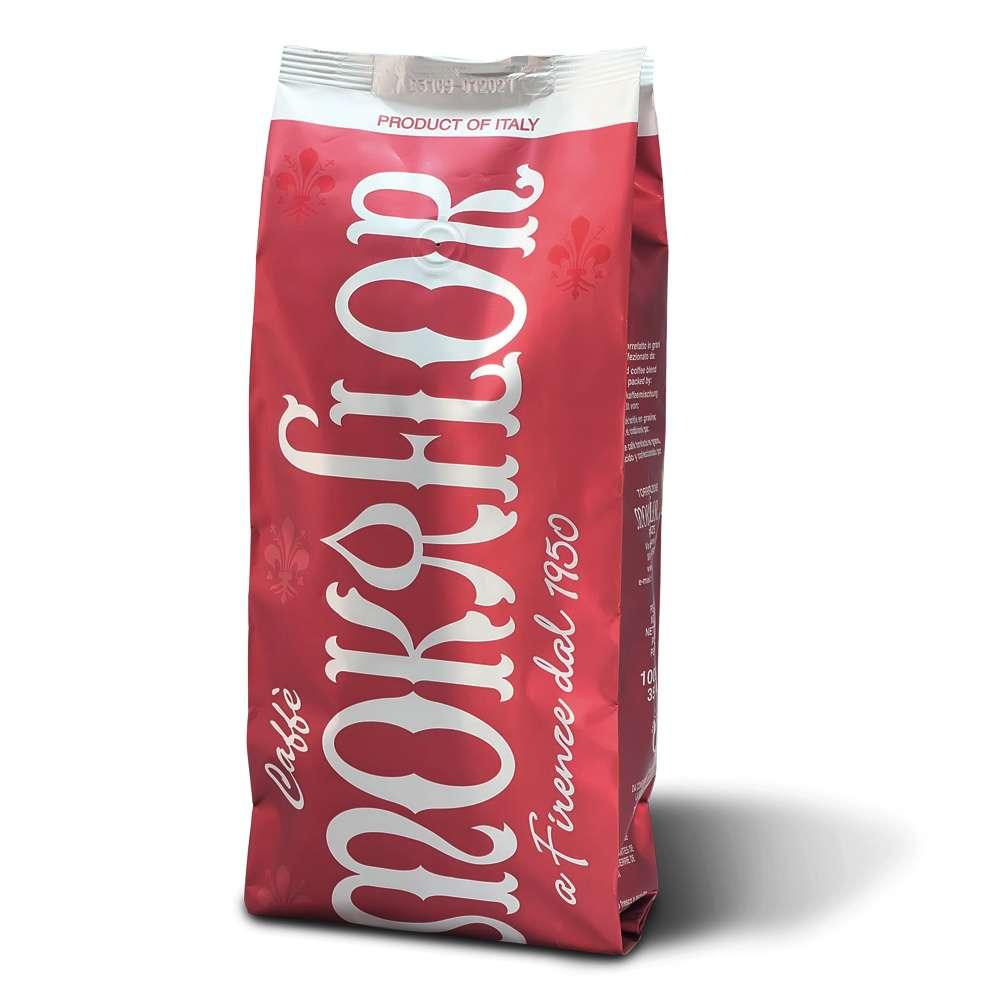 Mokaflor Miscela ROSSA 5x 1 KG Bohnen im Beutel
