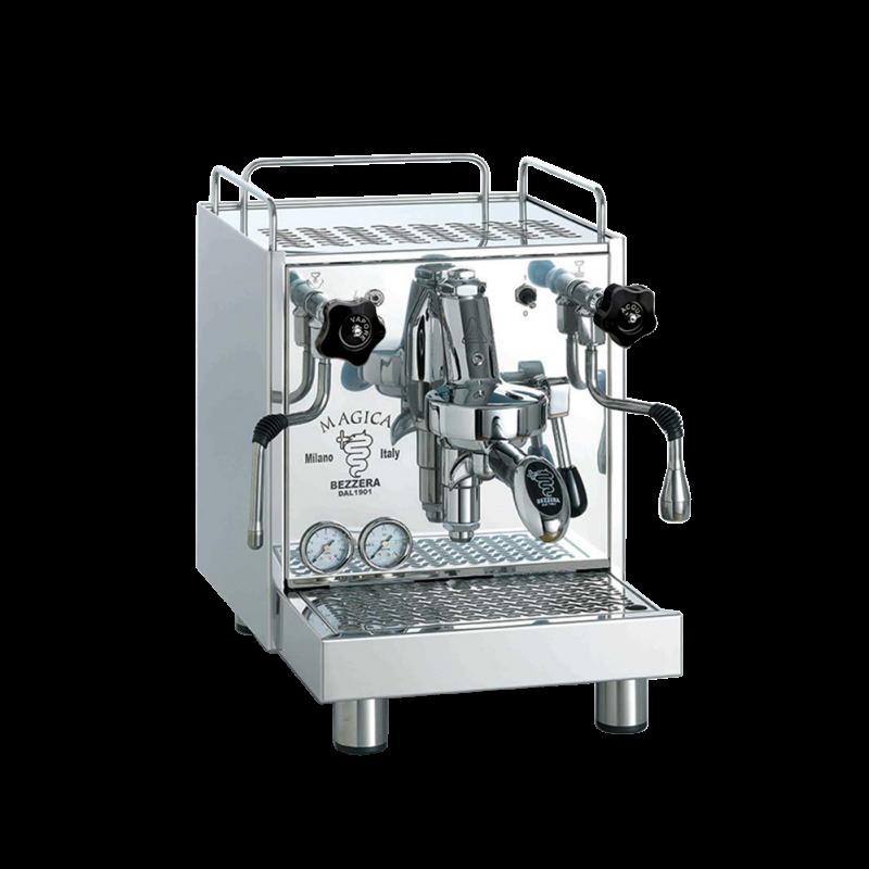 Bezzera Magica S Espressomaschine mit Drehgriffen