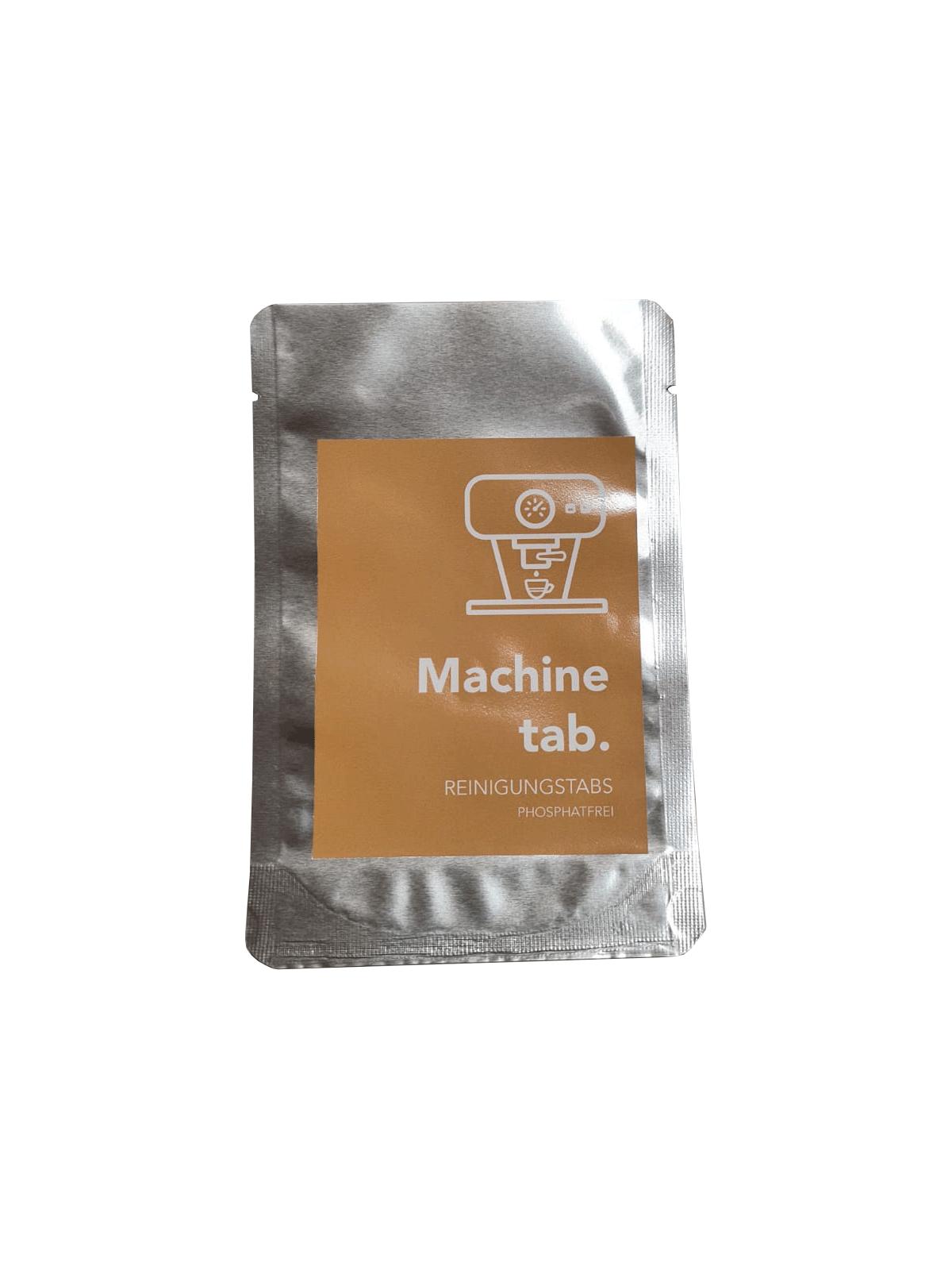 Machine Tab - Reinigungstabs phosphatfrei