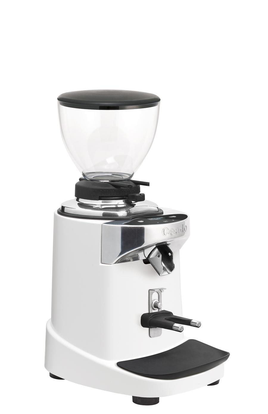 Ceado E37J Weiß Kaffeemühle
