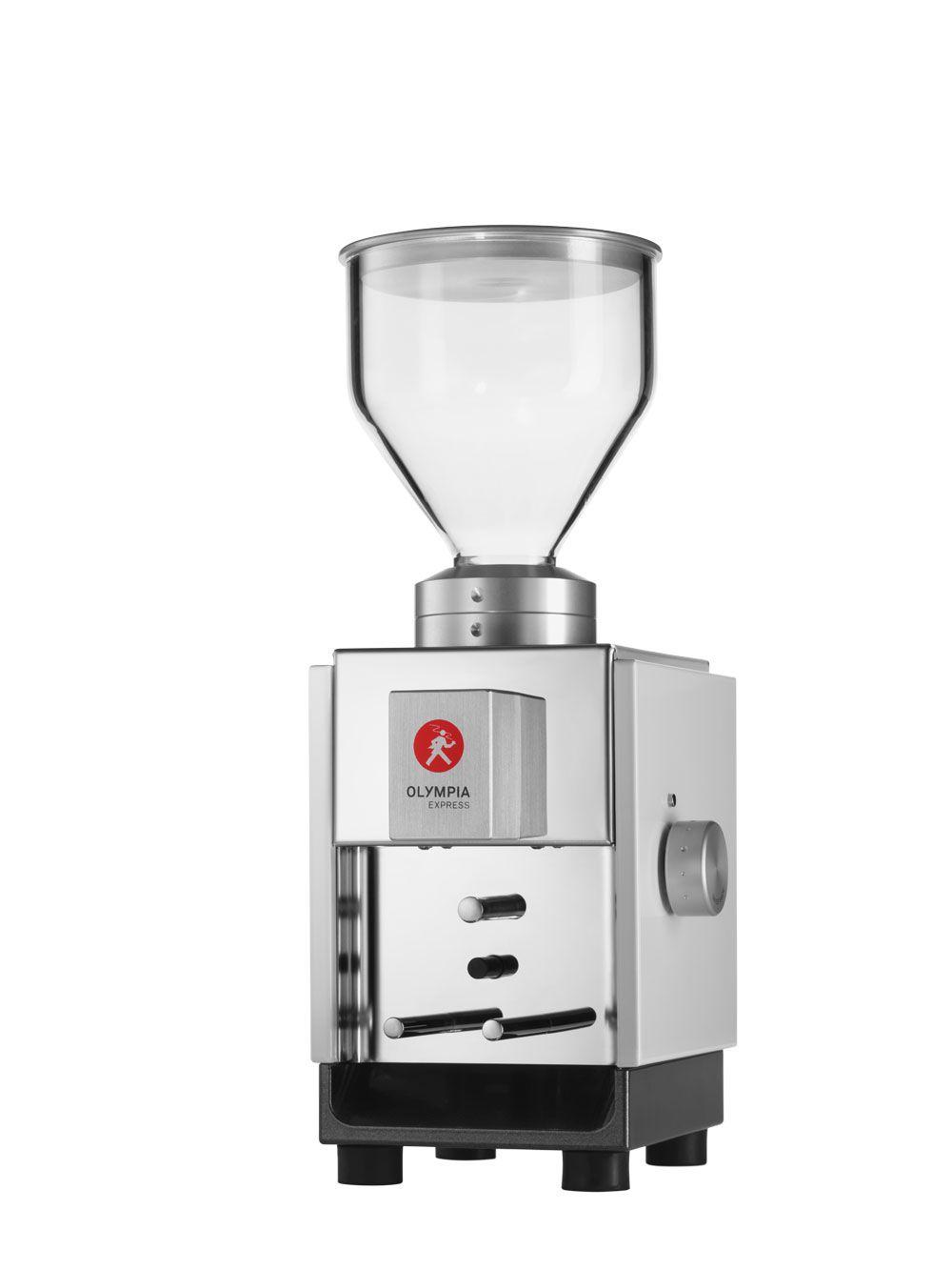 Olympia Express Moca Weiß Kaffeemühle