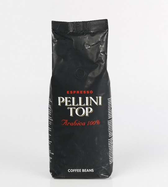 PELLINI Top 100% Arabica 10x 500 g Bohnen im Beutel