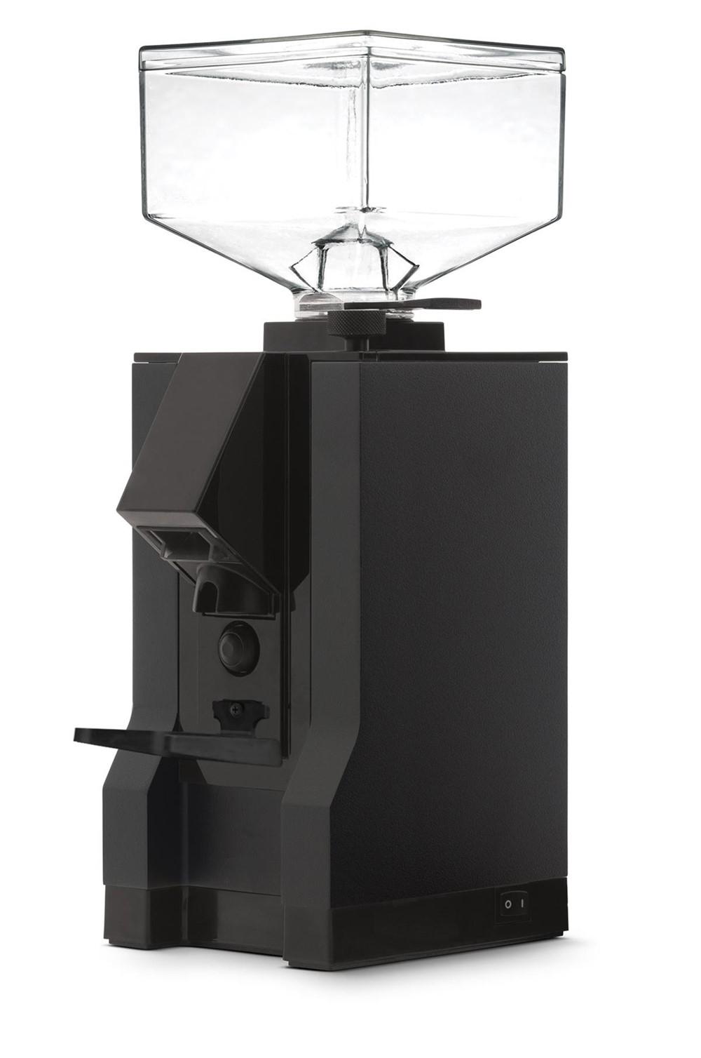 Eureka Manuale 15 BL schwarz matt Espressomühle