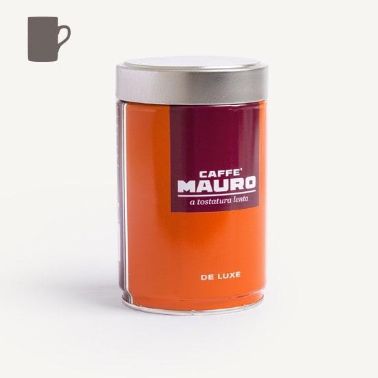 CAFFÈ MAURO Deluxe 20x 250 g Kaffee gemahlen in Dosen