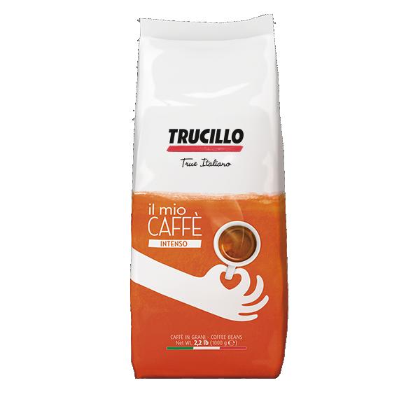 TRUCILLO Il mio caffé Intenso 6 X 1 KG Bohnen im Beutel