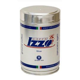 Izzo Caffè Espresso Napoletano Silver 12x 250 g gemahlen in Dosen