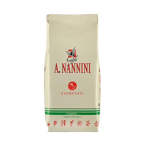 Nannini Classica 12x 500 g Bohnen im Beutel