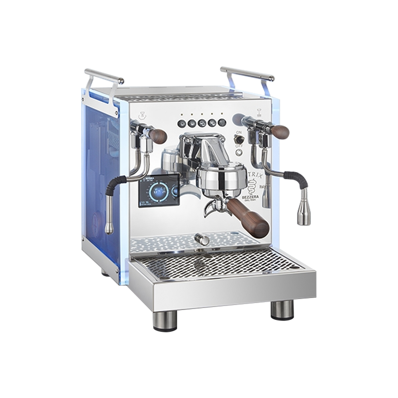 Bezzera Matrix Top DE mit LED Panel Espressomaschine