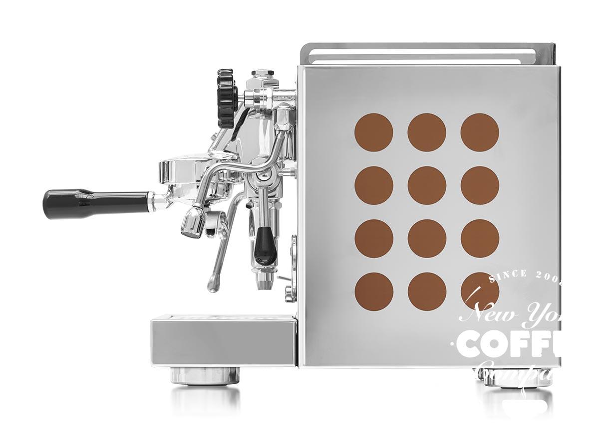 Rocket Appartamento Espressomaschine Kupfer