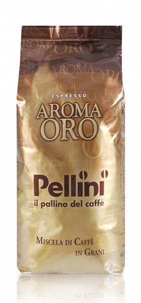 PELLINI Aroma Oro Intenso 6 X 1 KG Bohnen im Beutel