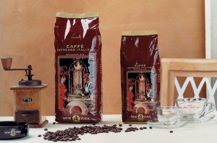 Caffè New York EXTRA Kaffeebohnen 6 x 1KG