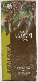 Nannini Araldica 9 X 1 KG Bohnen im Beutel