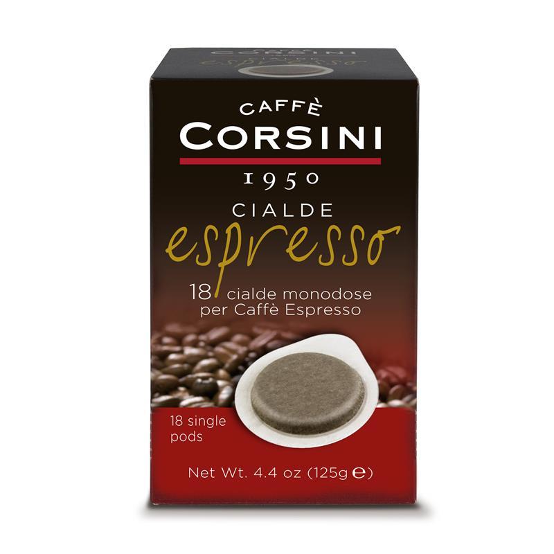 Caffè Corsini Espresso 12x 18 ESE-Pads je 7 g gemahlen