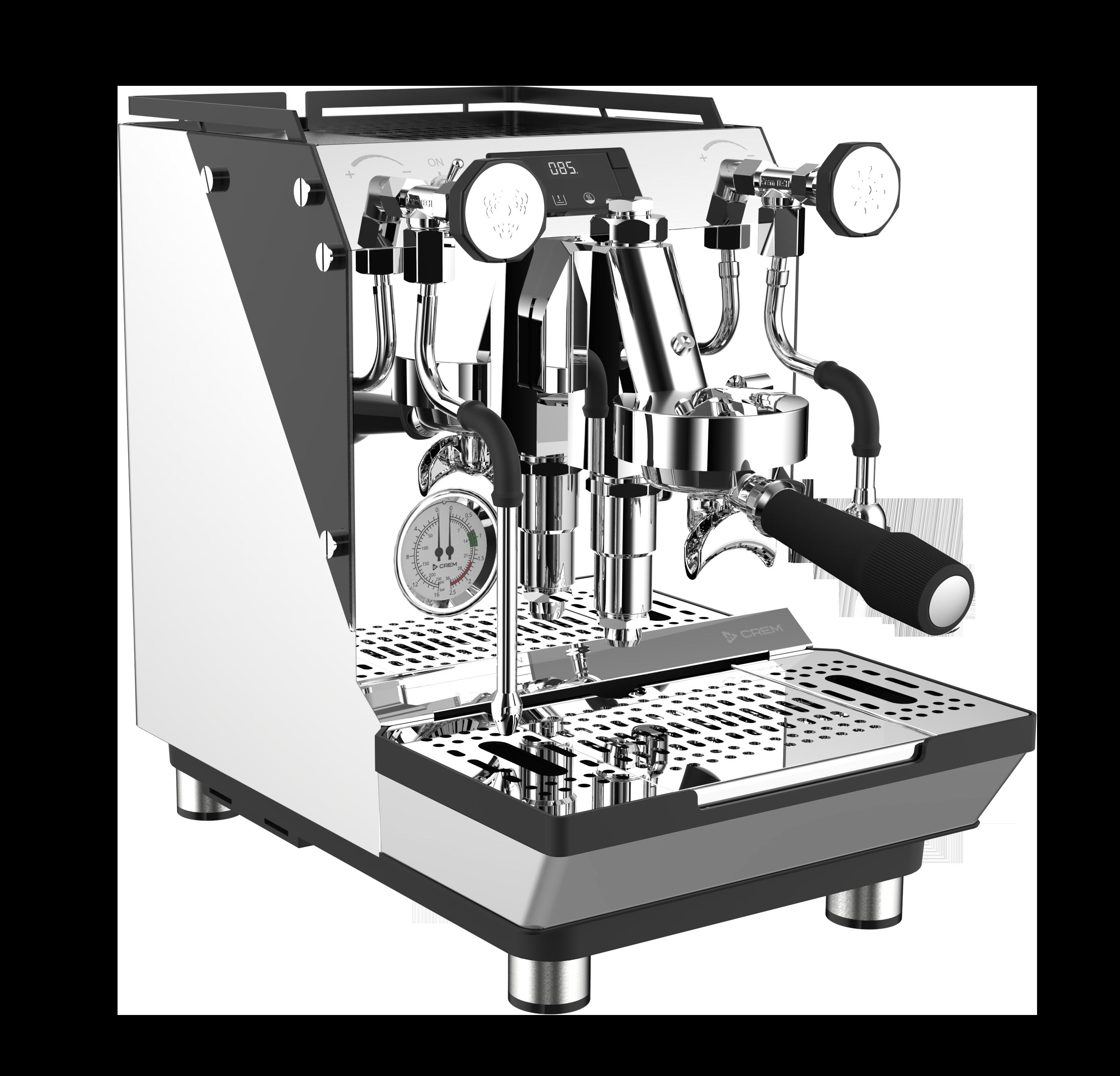 Crem ONE 2B PID Dual Boiler Espressomaschine