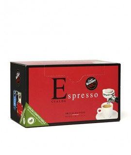 """Caffè Vergnano Espresso """"E"""" 6x 18 ESE-Pads je 6,94 g gemahlen"""