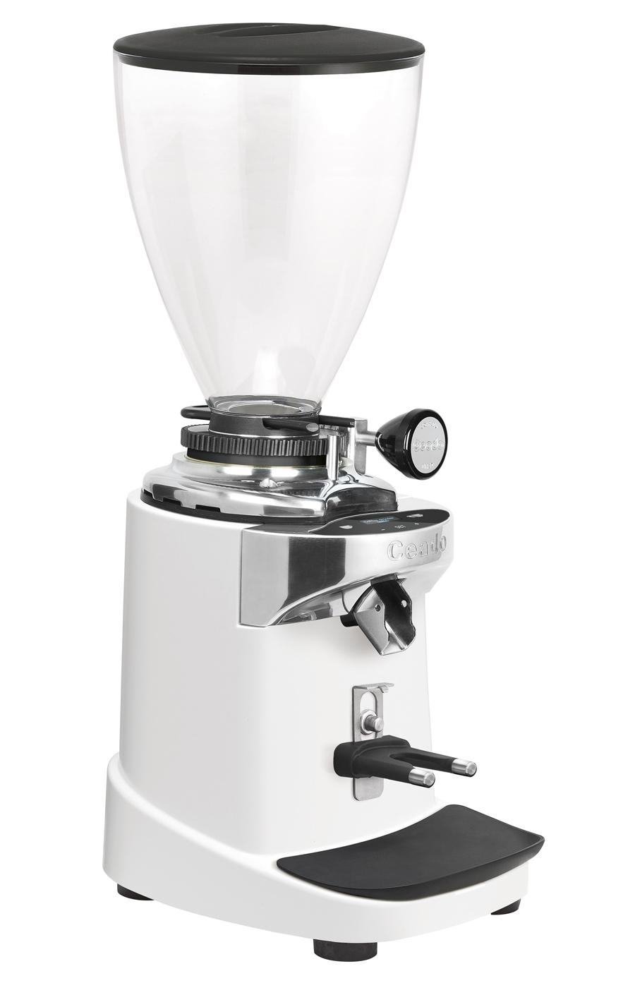 Ceado E37S Weiß Kaffeemühle