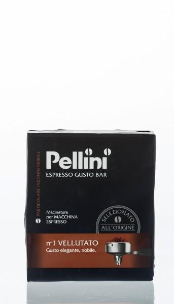PELLINI N°1 Vellutato 10x 500 g gemahlen und vakuumiert