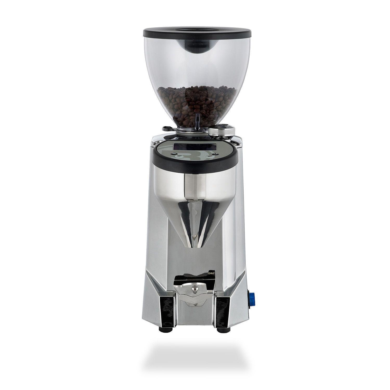 Rocket Fausto Espressomühle Alu Poliert