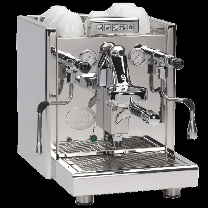 ECM Elektronika II Profi Espressomaschine
