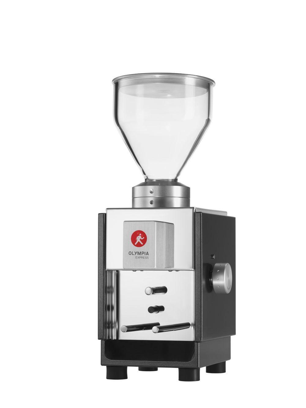 Olympia Express Moca Anthrazit Kaffeemühle