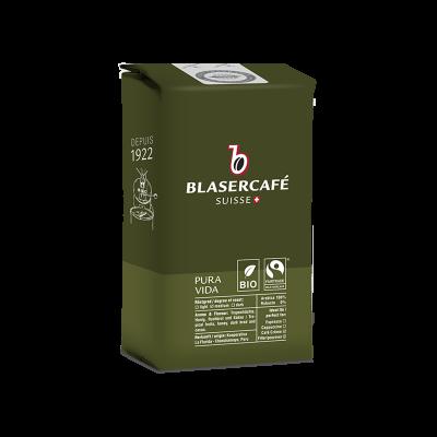 Blasercafé Pura Naturé BIO Fairtrade DE-ÖKO-006 10x 250 g Bohnen im Beutel