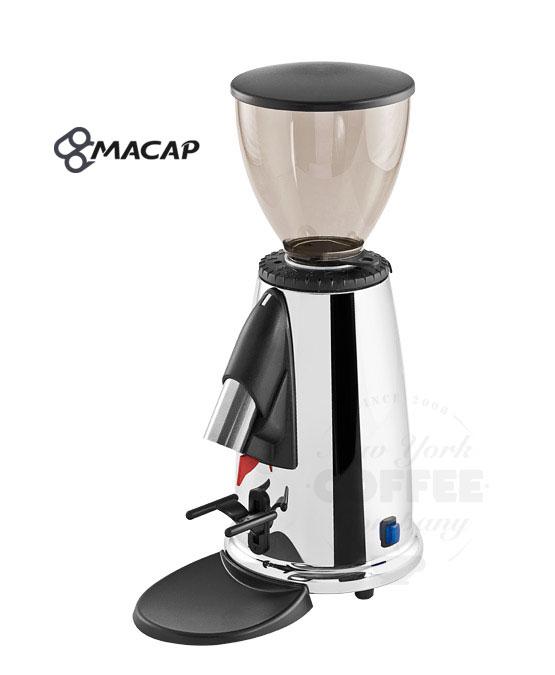 Macap M2D Chrom Timer Espressomühle