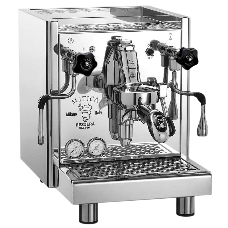 Bezzera Mitica S mit Drehventilen Espressomaschine
