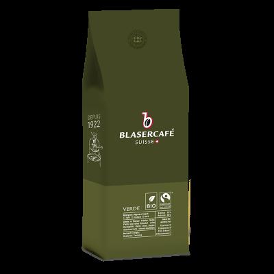 Blasercafé Verde BIO Fairtrade DE-ÖKO-037 10x 1 KG Bohnen im Beutel