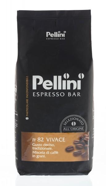 PELLINI N°82 Vivace 6 X 1 KG Bohnen im Beutel