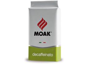 Caffé Moak Decaffeinato 12x 500 g Bohnen im Beutel