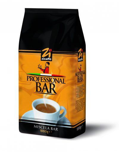 Zicaffè Professional Bar 6 X 1 KG Bohnen im Beutel