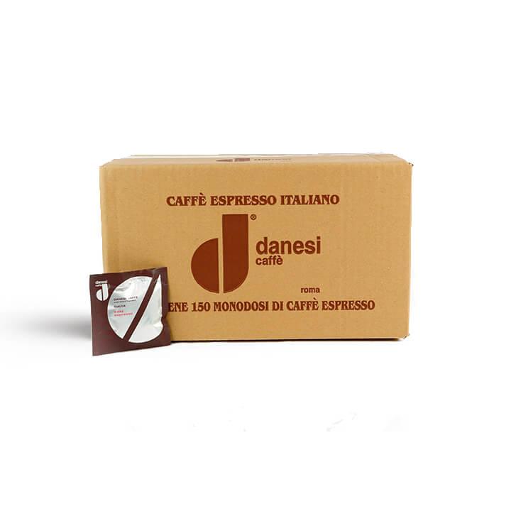 DANESI Easy Espresso ORO 1x 150 ESE-Pads je 7 g gemahlen