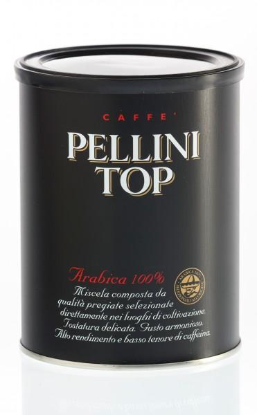 PELLINI Top 100% Arabica 12x 250 g gemahlen in Dosen