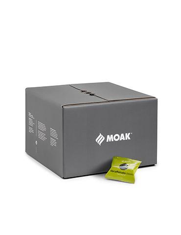 MOAK Decaffeinato Classic 1x 50 ESE-Pads je 7 g gemahlen