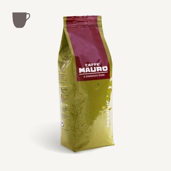 CAFFÈ MAURO Premium 6x 1 KG Bohnen im Beutel