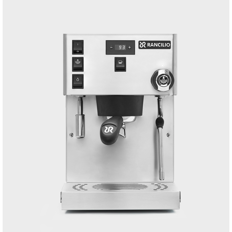 Rancilio Silvia Pro Dualboiler Espressomaschine