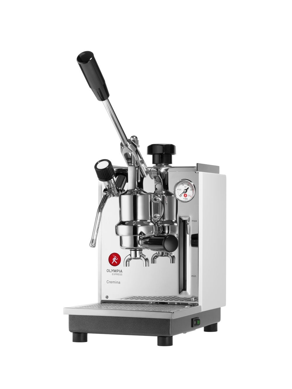 Olympia Express Cremina Weiß Espressomaschine