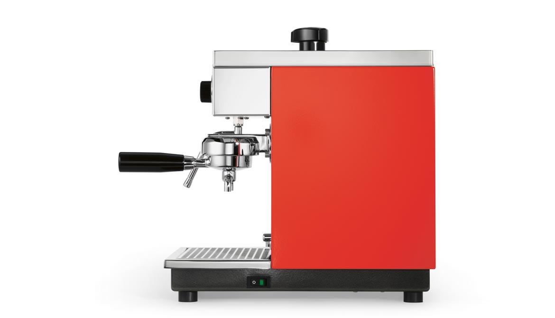 Olympia Express Maximatic Anthrazit Espressomaschine