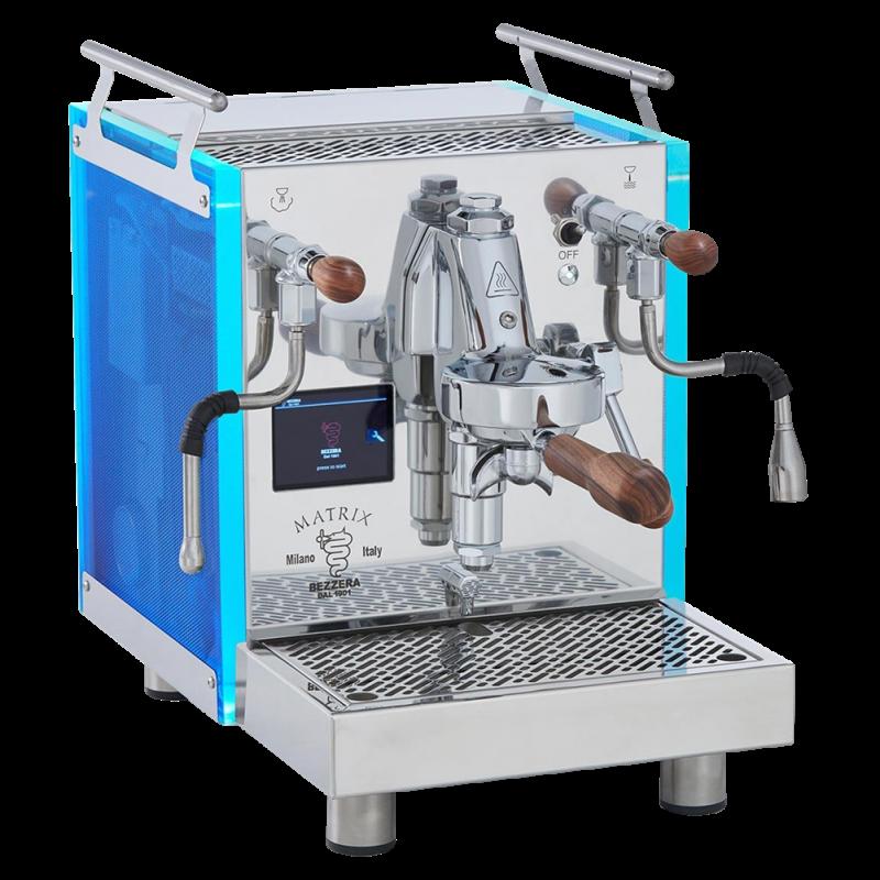 Bezzera Matrix Top MN mit LED Panel Espressomaschine