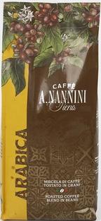 Nannini Arabica 100% 9 X 1 KG Bohnen im Beutel