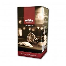 CAFFÈ MAURO Centopercento 8x 18 ESE-Pads je 6,7 g gemahlen