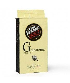 """Caffè Vergnano Gran Aroma """"G"""" 12x 250 g gemahlen und vakuumiert"""