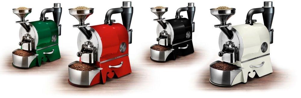 New York Coffee Röstmaschine Gemma