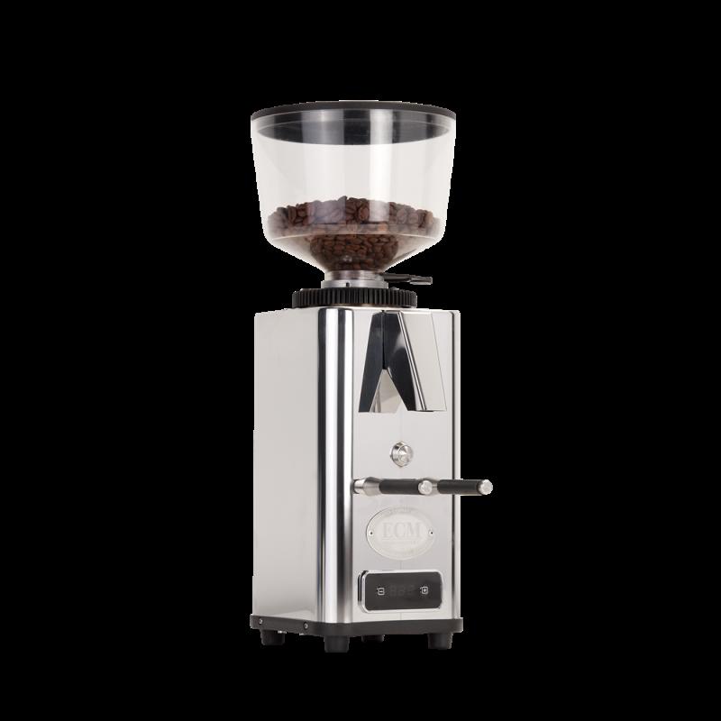 ECM S-Automatik 64 Edelstahl poliert Espressomühle